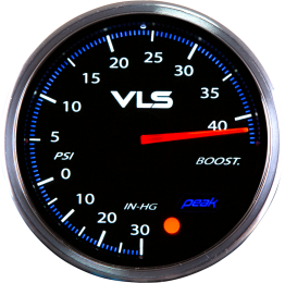 Revel VLS II Boost Analog Gauge