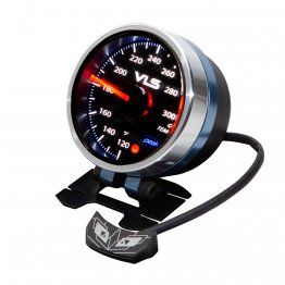Revel VLS II Oil Temperature Analog Gauge