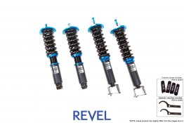 Revel TSD Coilovers for 16-18 Infiniti Q50 AWD