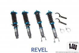 Revel TSD Coilovers for 16-18 Infiniti Q60 AWD