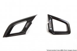 Revel GT Dry Carbon A/C Vent Covers for 16-18 Honda Civic