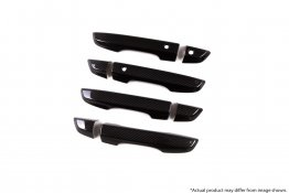 Revel GT Dry Carbon Door Handle Cover Set for 16-18 Honda Civic