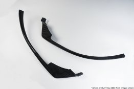 Revel GT Dry Carbon Front Lip Cover for 16-18 Mazda MX-5 Miata
