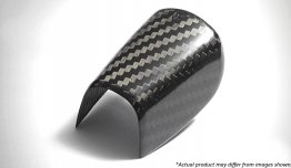 Revel GT Dry Carbon A/T Shift Knob Cover for 15-18 Subaru WRX / STI
