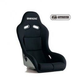Bride ZETA III Type XL - Black FRP