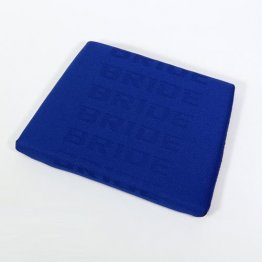 Bride Seat Cushion (Full Bucket & Reclining) *Blue Logo