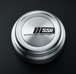 SSR Wheels Aluminum Center Cap A-Type *High