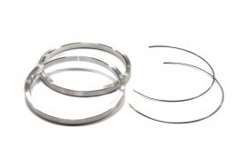SSR Aluminum Hub Rings 79.5-71.5 (Dodge) Pair