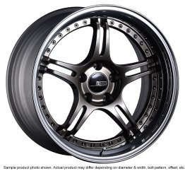 SSR Professor SPX wheel 19 inch 5/100 High Metal Bronze
