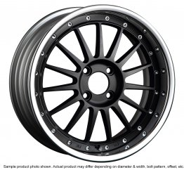 SSR Professor TF1R wheel 17 inch 5/100 Flat Black