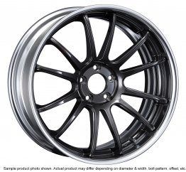 SSR Reiner Type-12 wheel 19 inch 5/100 Prism Dark Gunmetal