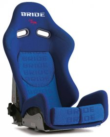Bride GIAS II - Blue Hyper *Aramid-Black Shell