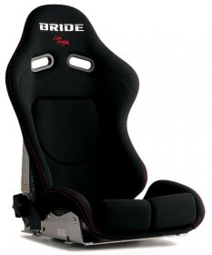 Bride Stradia II - Black *Aramid-Black Shell