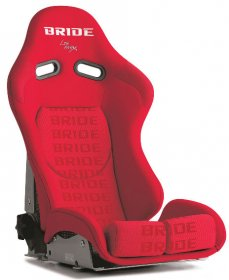Bride Stradia II - Red Hyper *Aramid-Black Shell