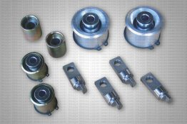 Nagisa Auto GD Impreza WRX STi Pillow Bushing (Hub Side)