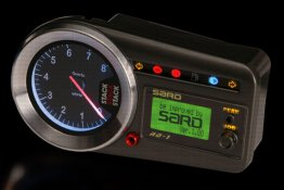 SARD RD-1 with STACK ST200 Tachometer (Black)