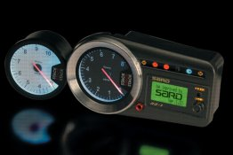 SARD RD-1 with STACK ST200 Tachometer (White)