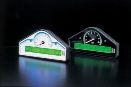 STACK 8100 Racing Display (White) by SARD