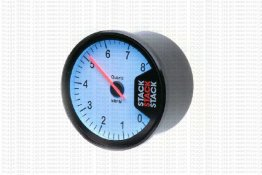 STACK ST200 Tachometer by SARD (White)