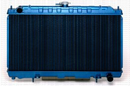 SARD AE101 Sprinter Trueno Sports Radiator