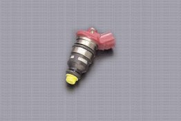 SARD 540cc Side Feed Injector (Low Imp.) (B)