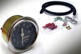 SARD Fuel Pressure Regulator Setting Meter