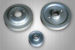 Ueo Style 4A-GE Pulley Kit (With Cooling)