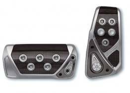 Razo GT Spec Pedal Set - Carbon Fiber/Automatic