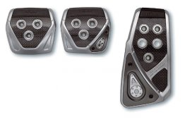 Razo GT Spec Pedal Set - Carbon Fiber/Manual
