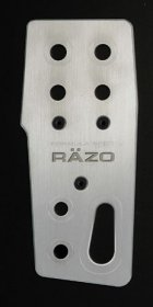Razo Formula Spec Foot Rest