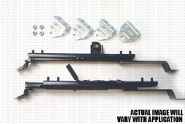Nagisa Auto Mazda RX-7 FC3S Super Low Seat Rail (SLR) Left Side