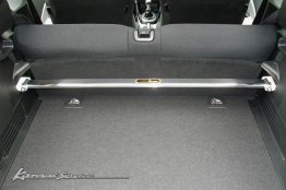 Kansai Service Rear Tower Bar - Honda CR-Z (ZF1/ZF2)
