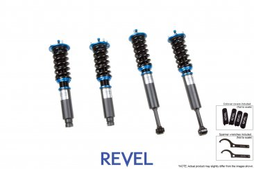 Revel TSD Coilovers for 04-08 Acura TSX, 03-07 Honda Accord
