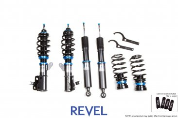 Revel TSD Coilovers for 16-18 Honda HR-V FWD