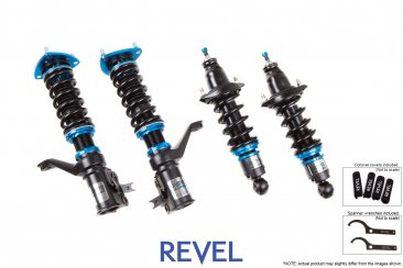 Revel TSD Coilovers for 01-05 Honda Civic, Honda Civic SI
