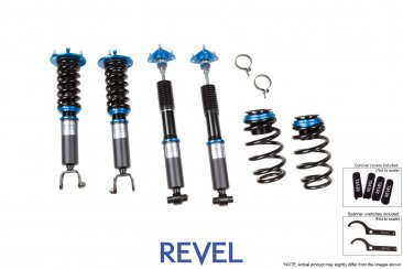 Revel TSD Coilovers for 13-17 Lexus GS 350 RWD