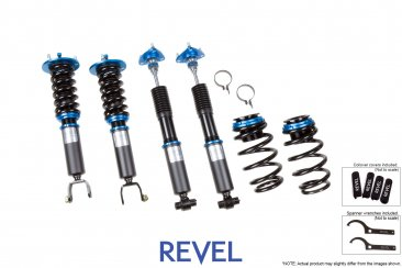 Revel TSD Coilovers for 16-17 Lexus RC 200t RWD, 15-17 Lexus RC 350 RWD