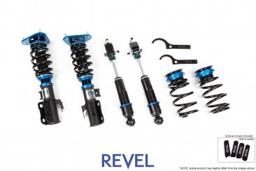 Revel TSD Coilovers for 15-17 Lexus NX 200t FWD