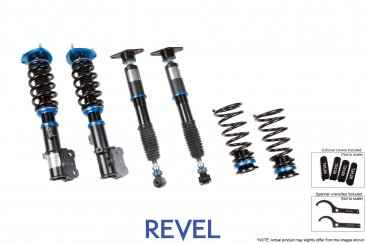 Revel TSD Coilovers for 14-17 Mazda 3