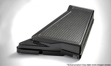 Revel GT Dry Carbon Fuse Box Cover for 15-18 Subaru WRX / STI