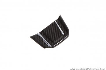 Revel GT Dry Carbon Steering Wheel Insert Lower Cover for 15-18 Subaru WRX / STI