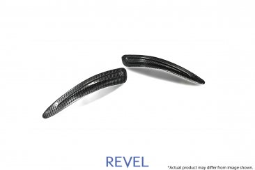 Revel GT Dry Carbon Hood Duct Cover Set for 20-20 Toyota Supra
