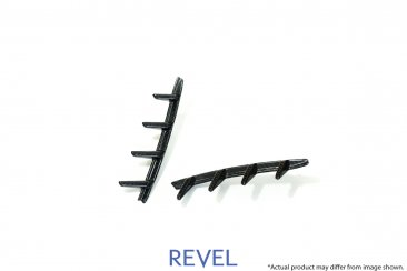 Revel GT Dry Carbon Rear Duct Cover Set for 20-20 Toyota Supra