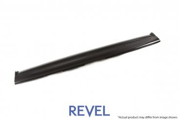 Revel GT Dry Carbon Front Panel for 16-19 Tesla Model 3