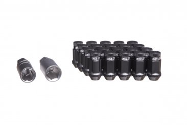 SSR GT-Forged PRO Extended Closed End Lug Nuts M12x1.25 Gunmetal