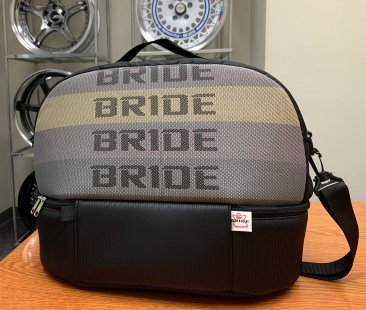 Bride Helmet Bag